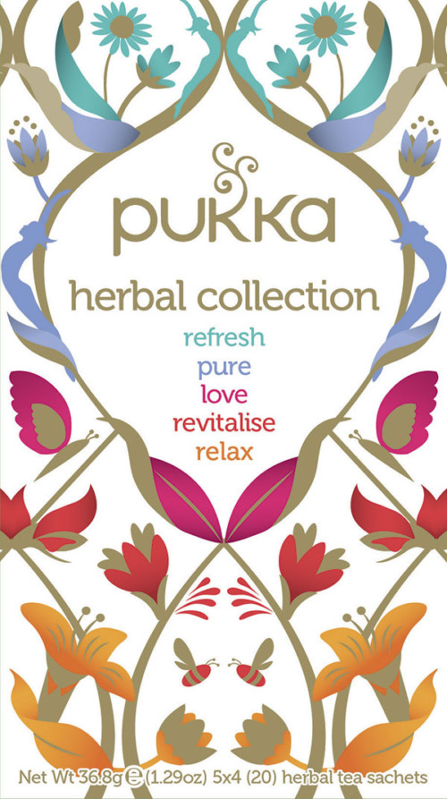 Herbal Collection te sampak – øko