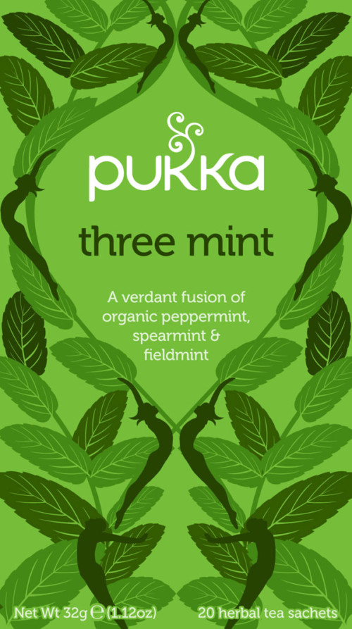 Three Mint te – øko