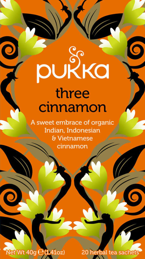Three Cinnamon te – øko