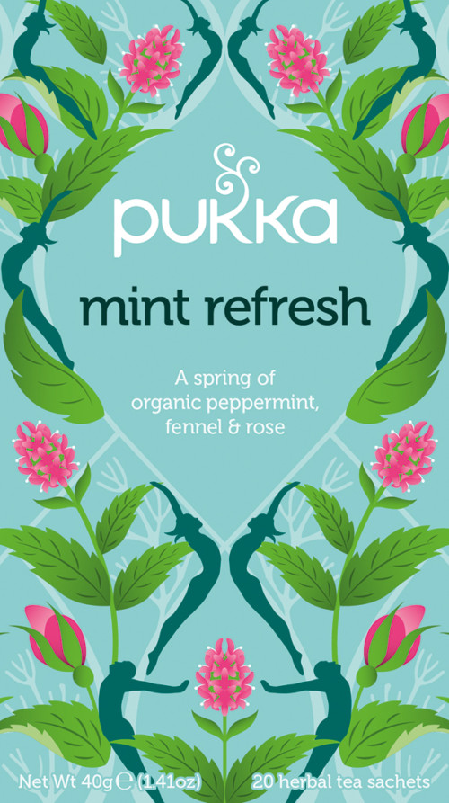 Mint Refresh te – øko
