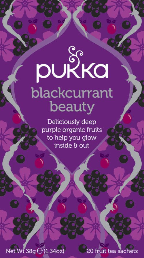 Blackcurrant Beauty te – øko/FairWild