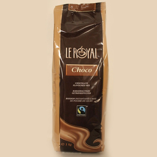 Le Royal Fairtrade Choco 19,5%