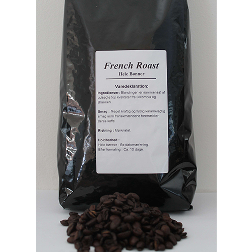 French Roast – varenr. 5505